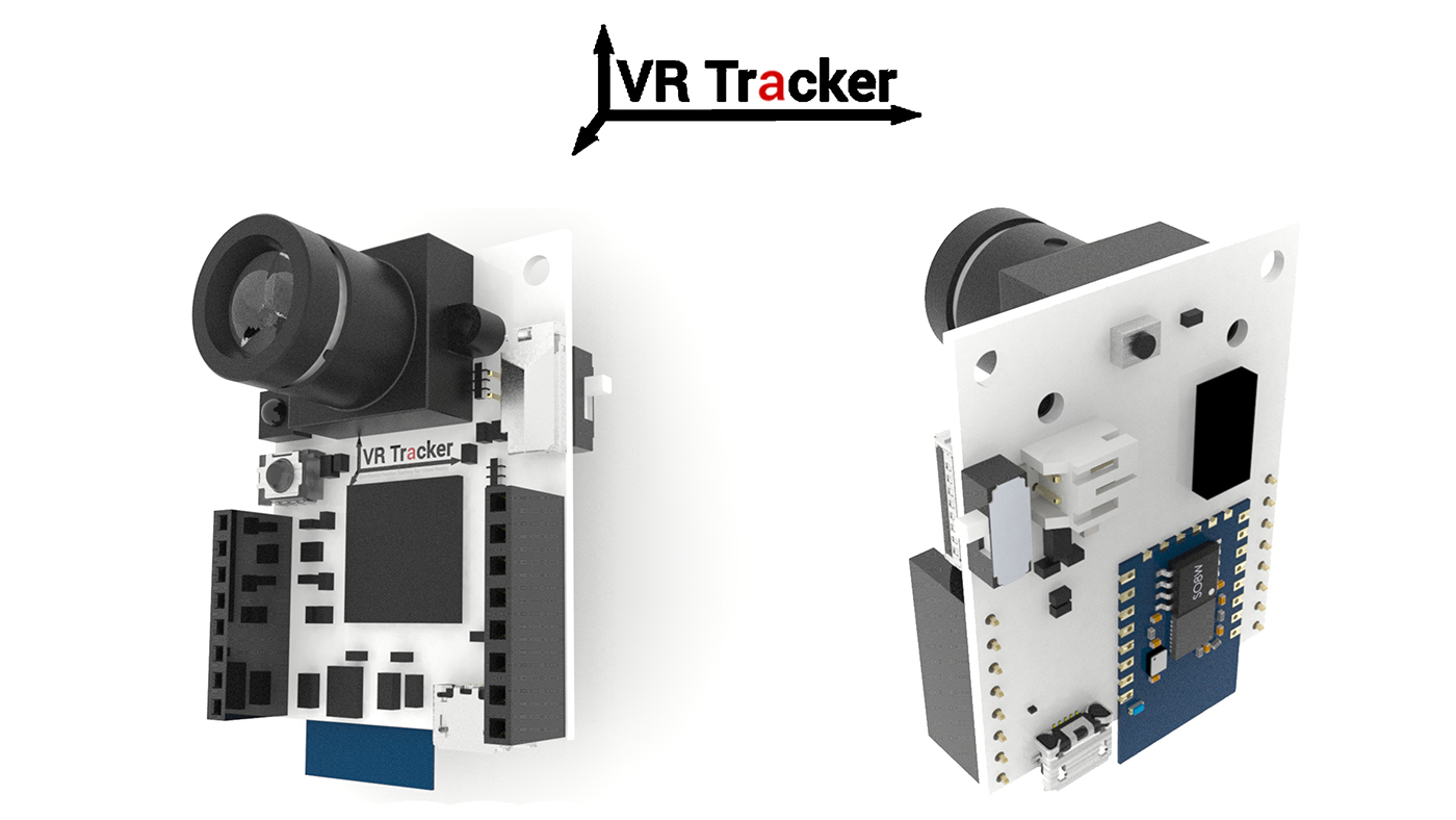 VR Tracker is going to production ! Improve your VR experience